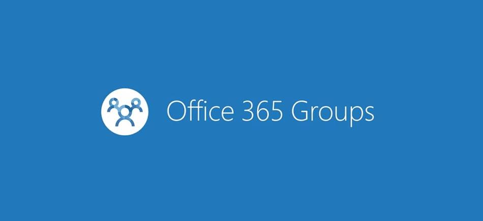 Office 365 Gruppen