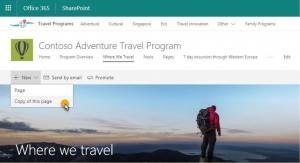 SharePoint - neue Seite Erstellen
