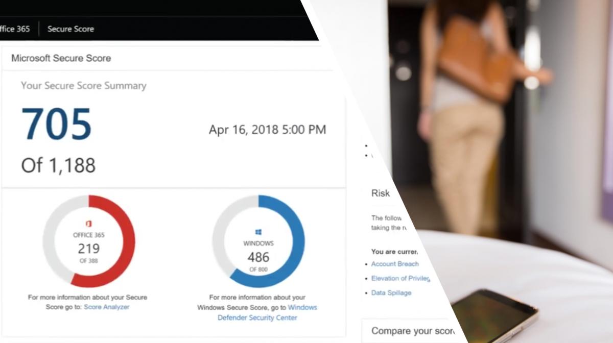 Office 365 Secure Score wird zu Microsoft Secure Score