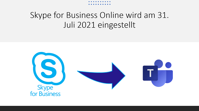 Aus für Skype for Business Online