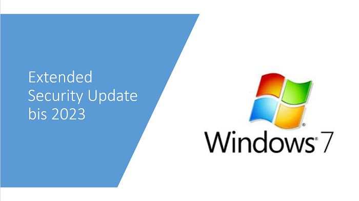 Windows 7 Extended Security Update