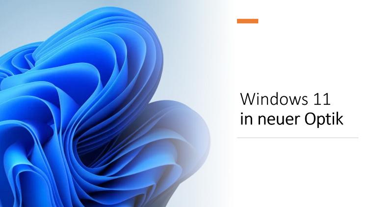 Windows 11 – Ausblick und die ersten Eindrücke